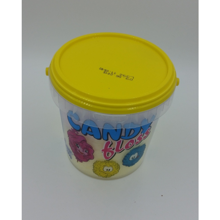 Tub of Candy Floss