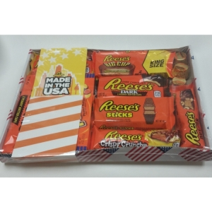 Reeces Pieces USA Tray Hamper