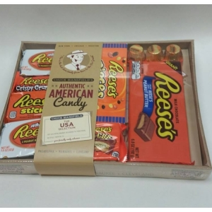 Reeces Pieces USA Tray