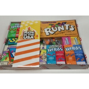 Amercian Candy Selection Hamper