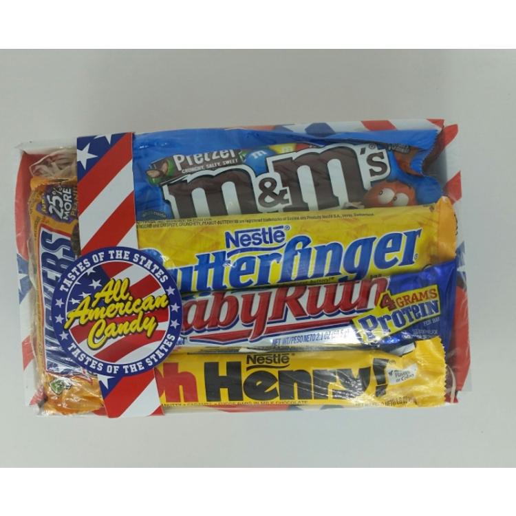 Chocolate American Hamper Thepinksugarmousecom