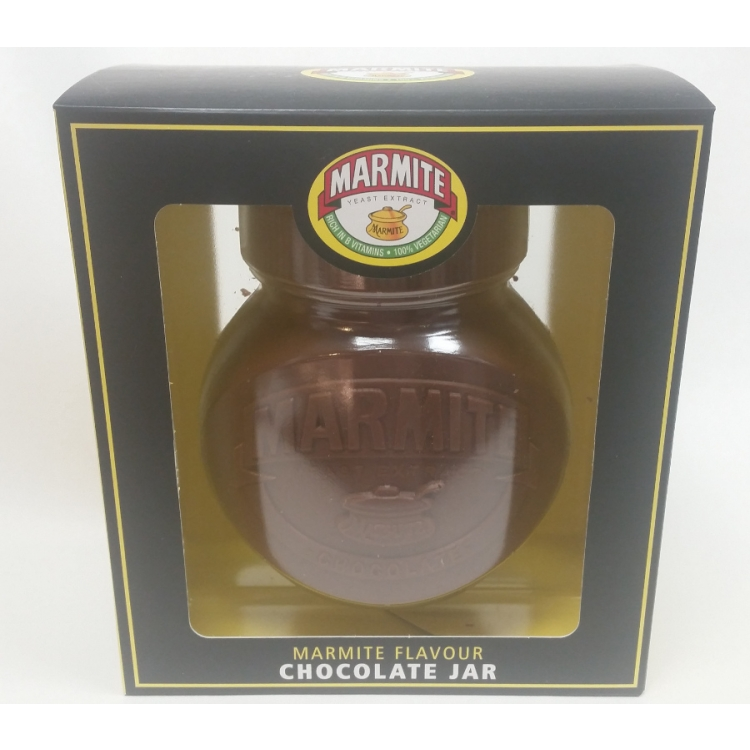 Marmite Flavoured Chocolate Jar