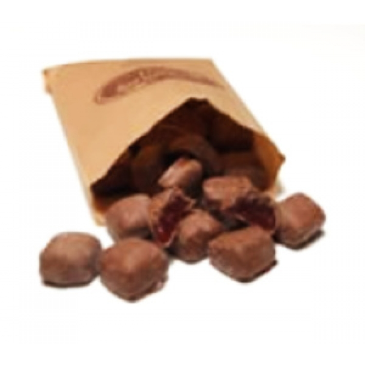 Chocolate Covered Turkish Delight