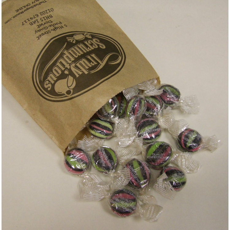 Liquorice and Aniseed Sweets