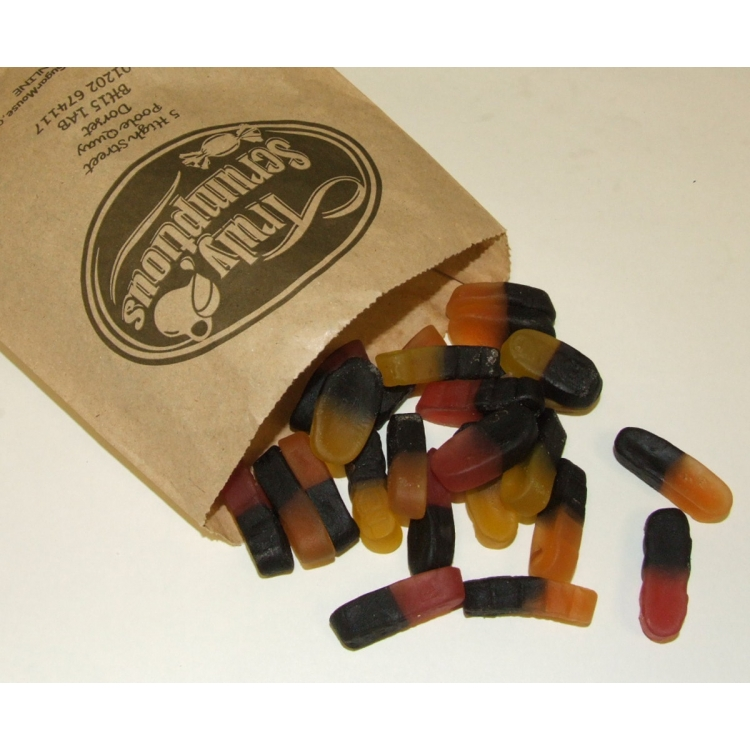 Liquorice Fruit Gums