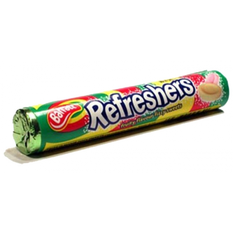 Refreshers Fruit Flavour Fizzy Sweets Thepinksugarmouse Com