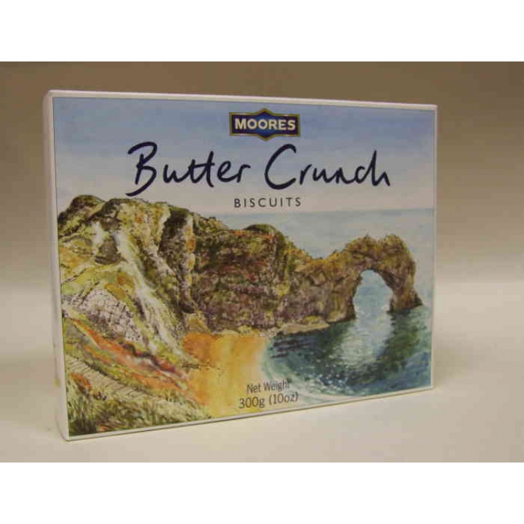 Moores Butter Crunch Biscuits