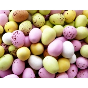 Chocolate Mini Eggs 3000g Bag
